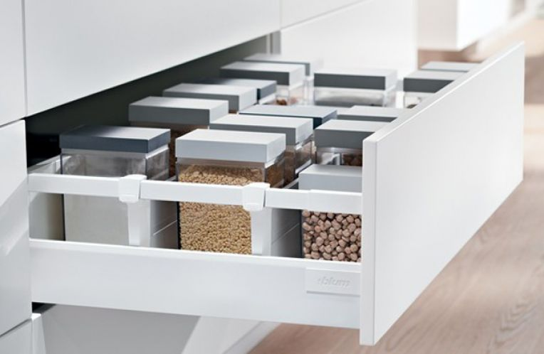 Utility Drawers